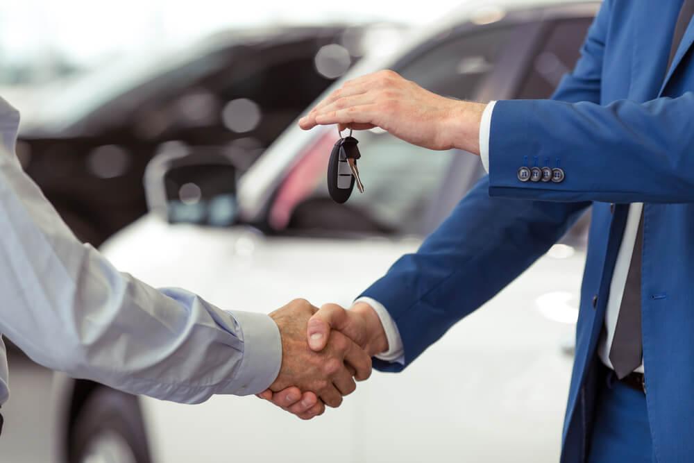 Formalności po zakupie samochodu
